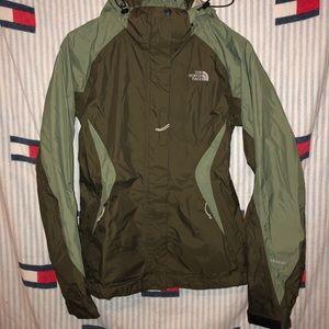The North Face Hyvent windbreaker jacket